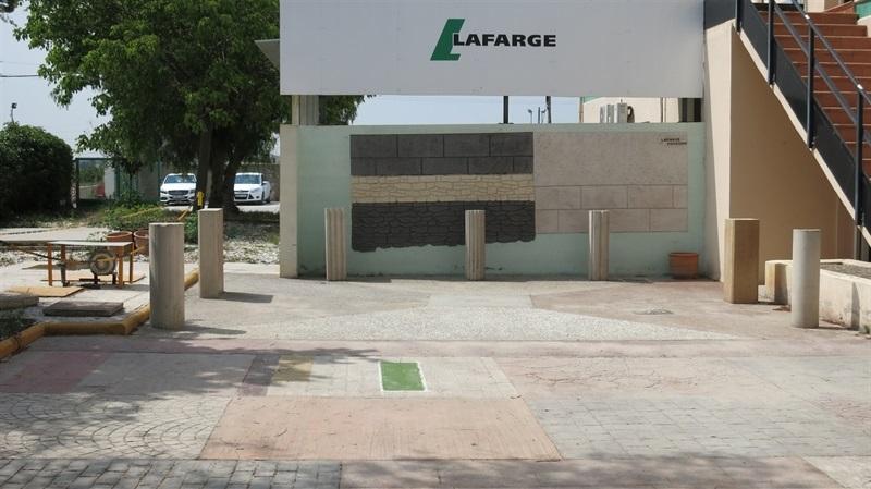 Valero colabora en las jornadas técnicas de Lafarge