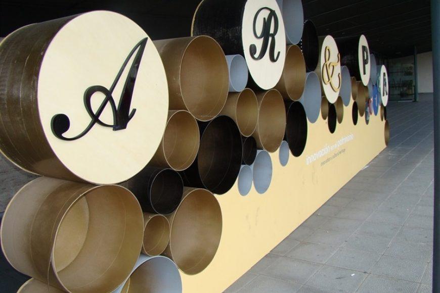 Decoración integral con productos Valero en la bienal AR&PA