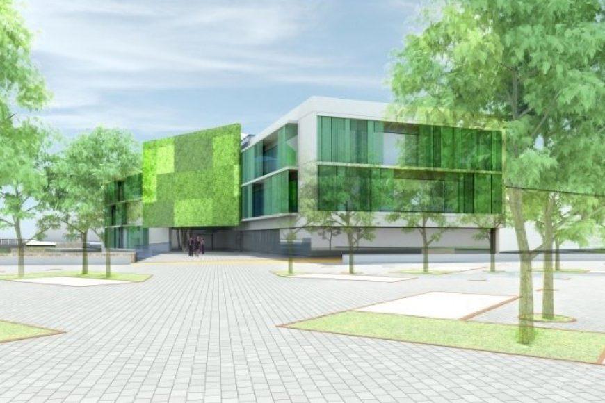 LHV Formliner by Valero en el nuevo centro logístico de Frit Ravich