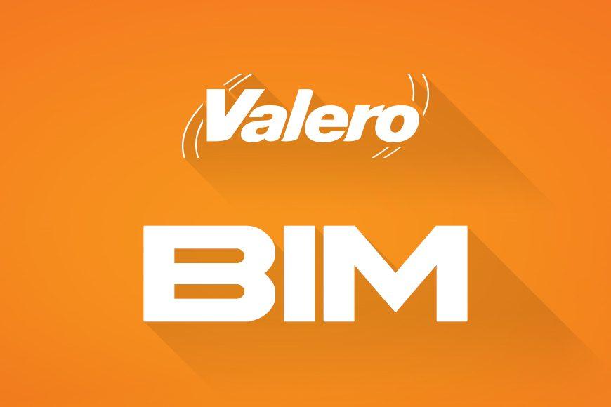 Valero, primer fabricante de EPS español en generar sus productos para BIM