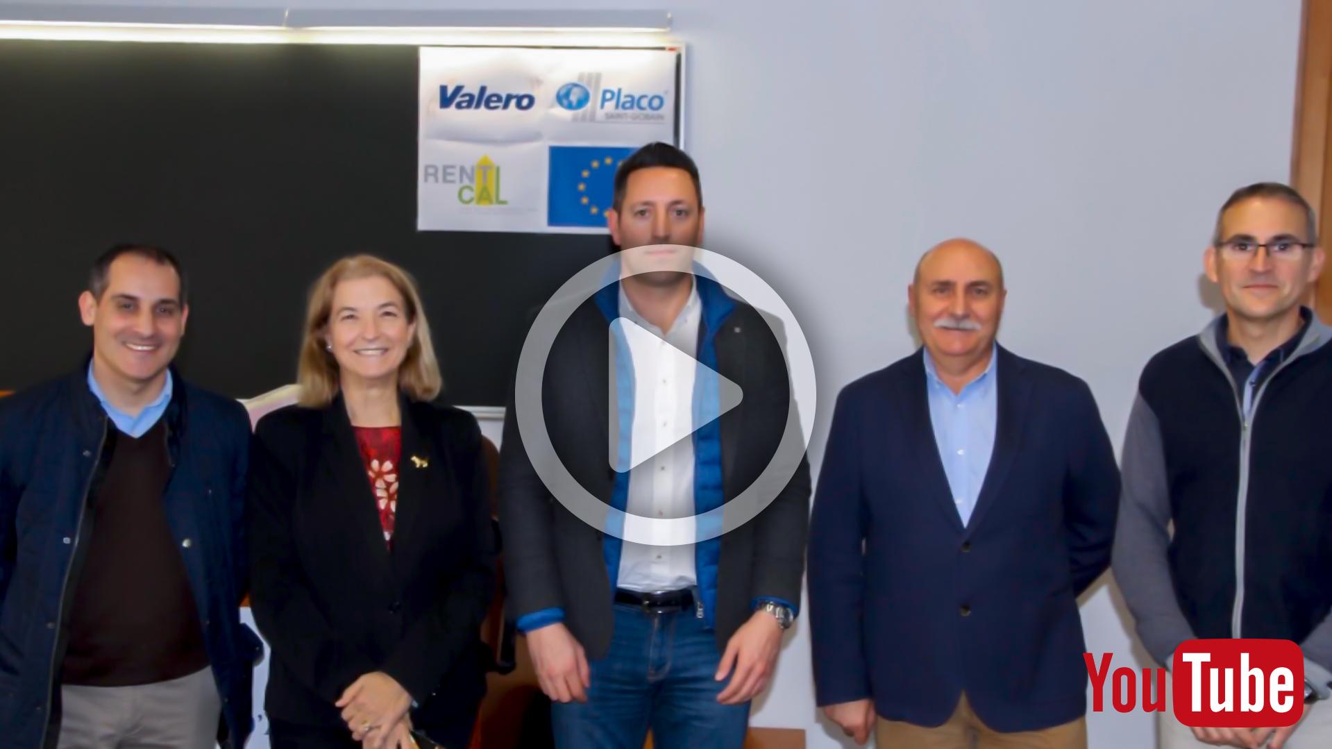 Valero participa en la mesa redonda eficiencia energ tica for Arquitectura tecnica ua