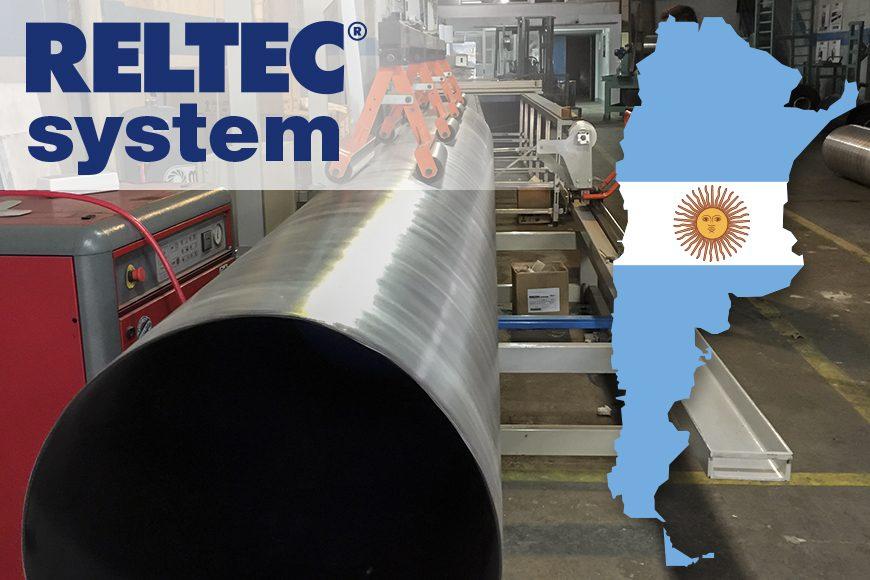 Valero arranca la fabricación de encofrados RELTEC en el mercado Argentino
