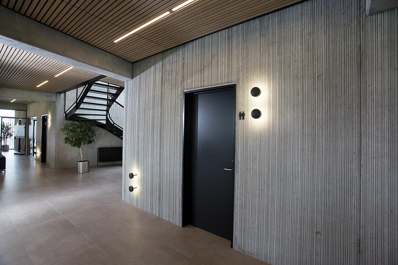 """Oficinas texturizadas con LHV de Valero, nominadas para el """"Danish In-Situ price 2019"""""""