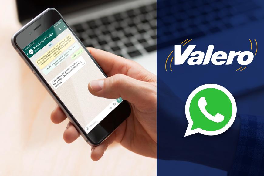 Nuevo servicio de contacto mediante WhatsApp